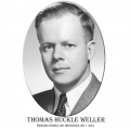 Año 1954-Thomas Huckle Weller